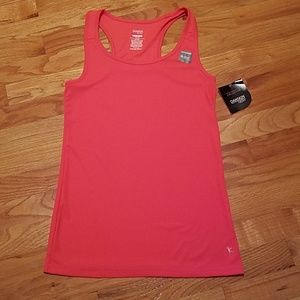 New Danskin Coral Workout Athletic Tank